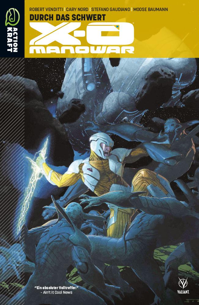 Cover X-O Manowar
