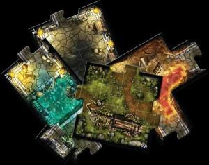 Dungeon Tiles Descent 2nd