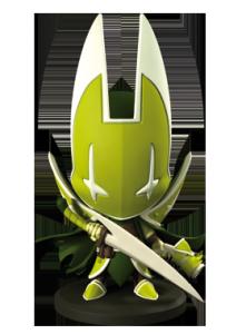 Leaf Knight (c) by Ankama