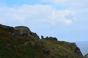 Tintagle Castle - Auf den Spuren  Arturs Pendragon
