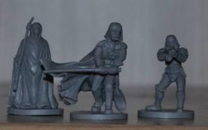 Imperial Assault Darth Vader und Kanonenfutter