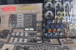 Star Wars: Zeitalter der Rebellion Einsteigerbox - Noch mehr Pläne und Counter