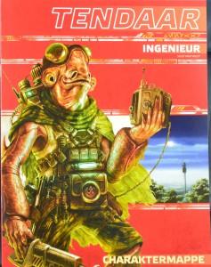 Star Wars: Zeitalter der Rebellion Einsteigerbox - Tendaar, der Ingenieur Charakterbogen