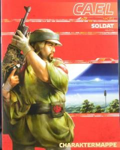 Star Wars: Zeitalter der Rebellion Einsteigerbox - Carl, der Soldat Charakterbogen