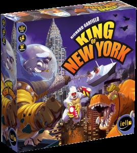 King Of New York - Die Box