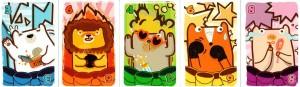 Einige Karten bei Bucket King 3D