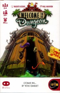 Welcome to the Dungeon Cover