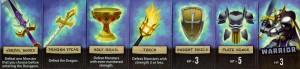 Welcome to the Dungeon - Der Krieger und seine Ausrüstung