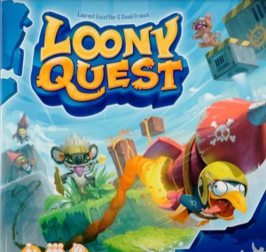 Loony Quest Cover