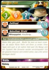 Krosmaster Junior Mystik