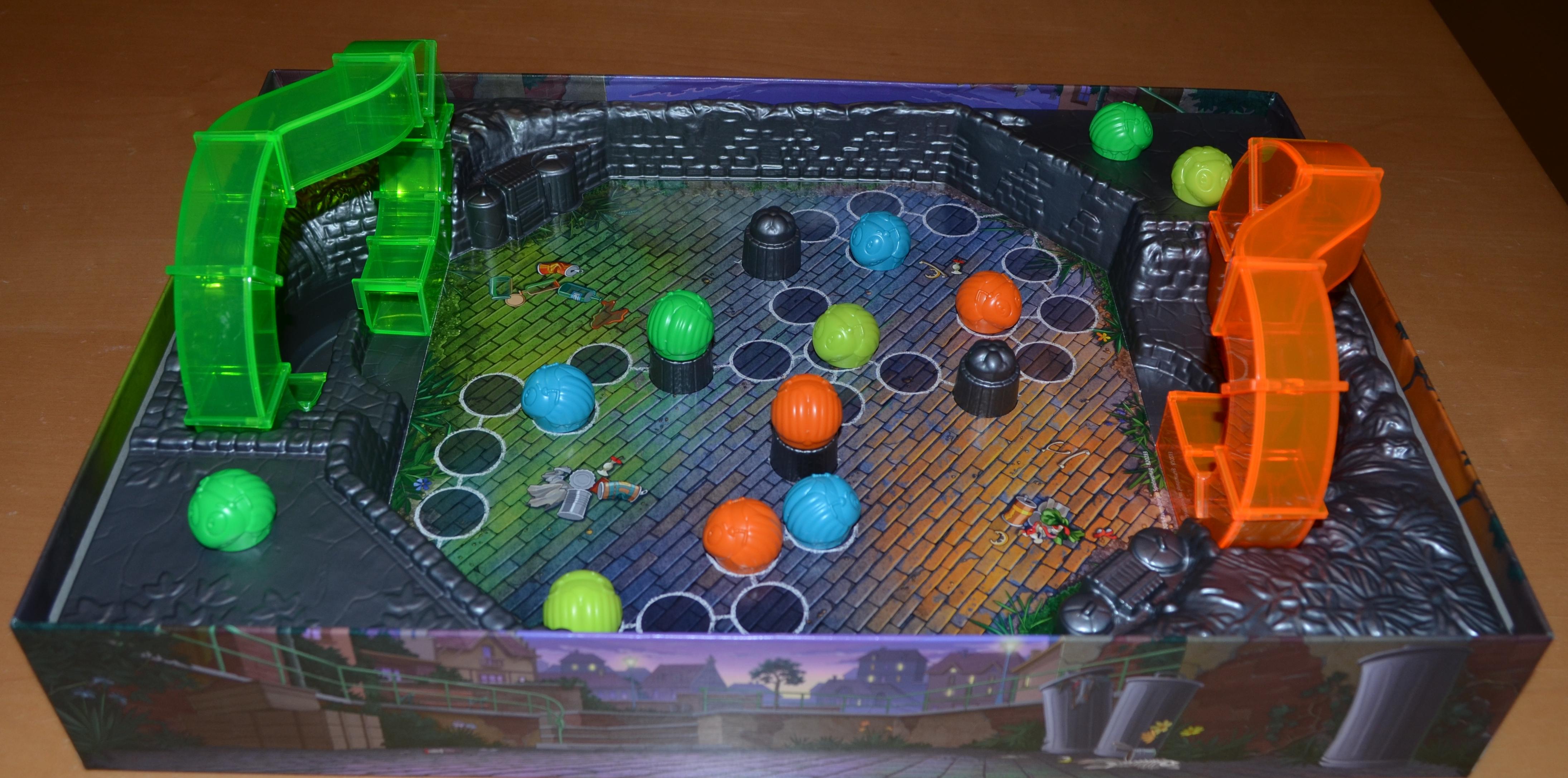 Kakerlaloop Spiel