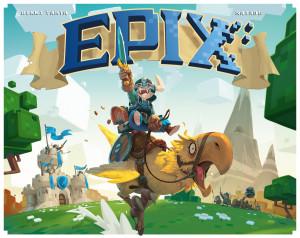 Epix - Das Cover