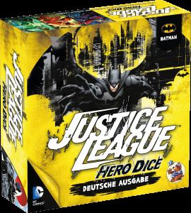 Jstice League: Hero DIce - Die Batmanbox