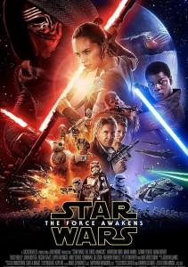 Star Wars VII Plakat