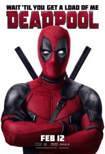 Deadpool Filmposter