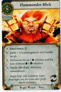 Warhammer Quest - eine Erkundungskarte