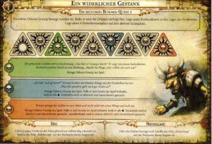 Eine Quest von Warhammer Quest