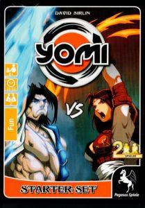 Das Cover von Yomi