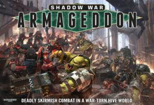 Shadow War: Armageddon - Box Art