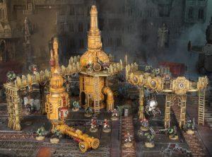 Shadow War: Armageddon - Das Gelände in der Box