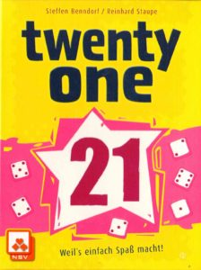 Twenty One - Box