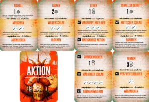 Aktionskarten