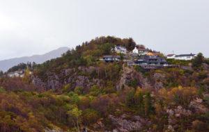 Norwegen - Fjord bei Bergen