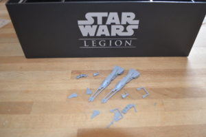 Star Wars - Legion Speederbikes