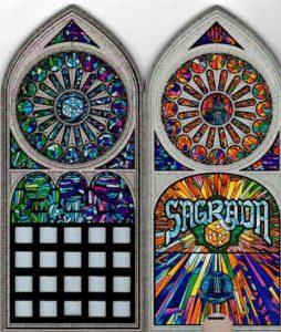Sagrada - Die Playerboards