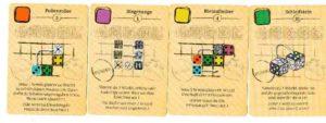 Sagrada - Die Werkzeugkarten