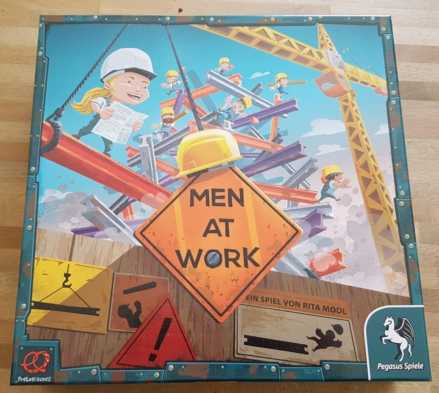 Men At Work - Boxshot