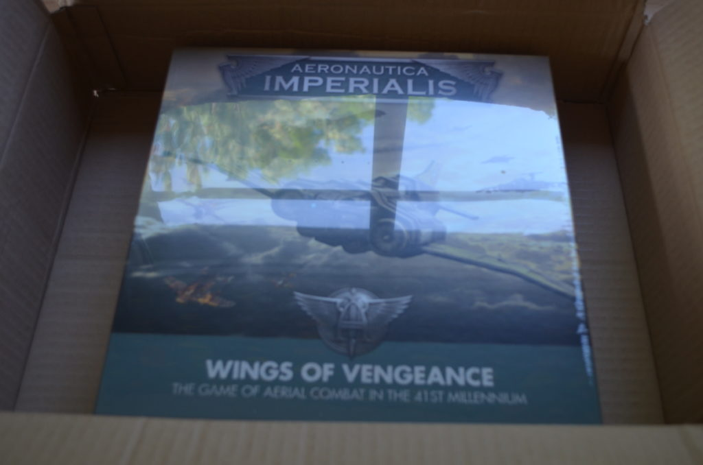 Aeronautica Imperialis - Die ganze Pracht