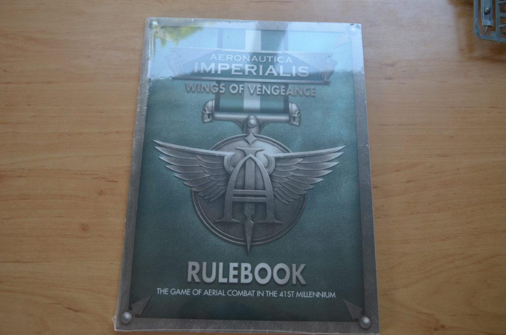 Aeronautica Imperialis - Das Regelwerk